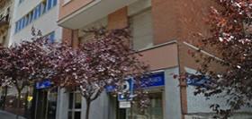 Façana del bloc 2 de consultes externes de la Clínica Ntra. Sra. del Remei, Barcelona
