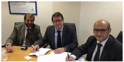Acord de col·laboració amb l'Hospital de Nens de Barcelona