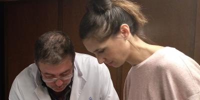 Dr. Herranz i assistent